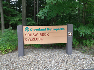 Squaw Rock - Cleveland Metroparks